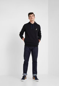 PS Paul Smith - HOODED DINO - Huppari - black - 1