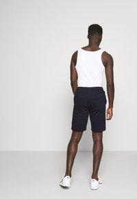 Pier One - Spodnie treningowe - dark blue - 2