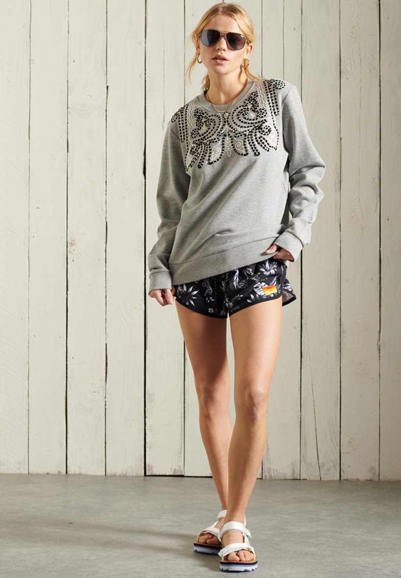 Women BOHEMIAN CRAFTED - Sweatshirt