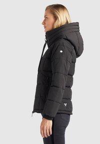 khujo - LILENA - Winter jacket - schwarz - 6