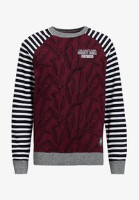 WE Fashion - Long sleeved top - burgundy red - 0