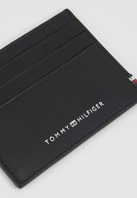 Tommy Hilfiger - TEXTURED HOLDER - Business card holder - black - 2