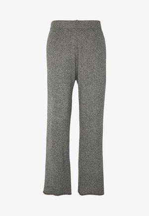Pantalones - grey melange