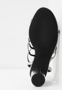 Even&Odd - Sandaler med høye hæler - silver - 6