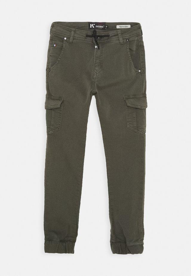 JOHD - Pantalon cargo - exkaki