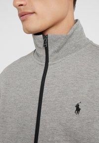 Polo Ralph Lauren - Zip-up hoodie - battalion heather - 5