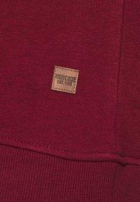 INDICODE JEANS - WILKINS - Sweatshirt - bordaux - 4
