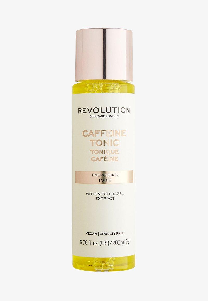Revolution Skincare - CAFFEINE TONIC - Gesichtswasser - -