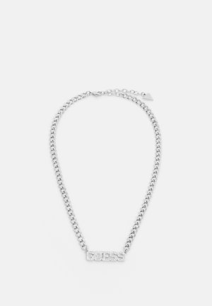 COLLEGE - Collana - silver-coloured