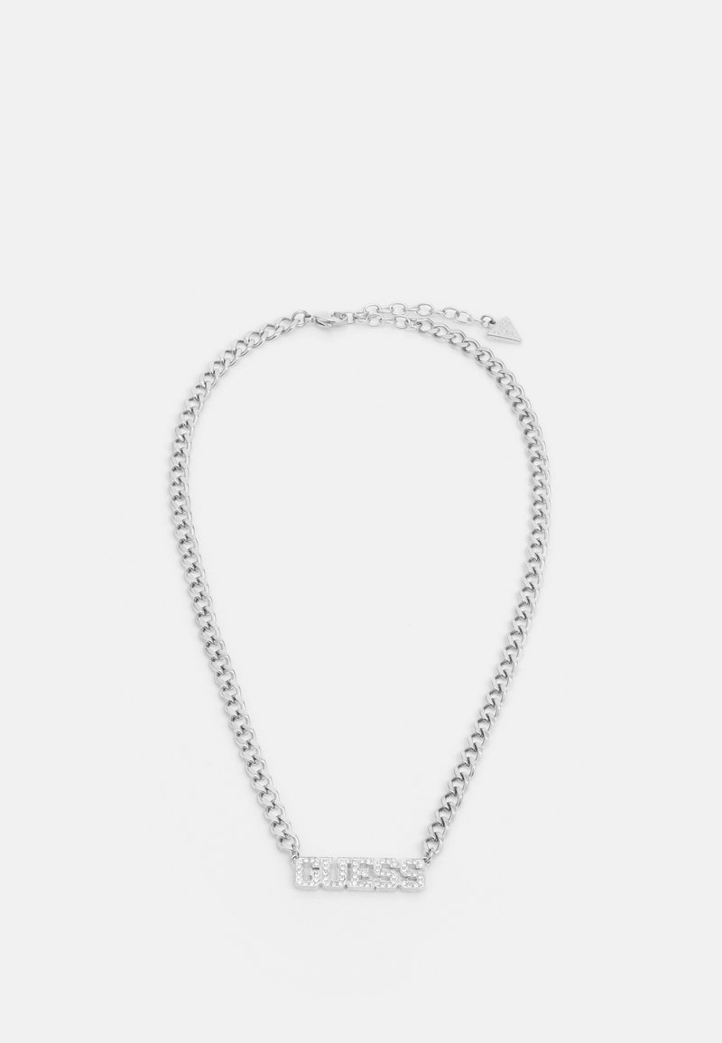 Guess - COLLEGE - Necklace - silver-coloured