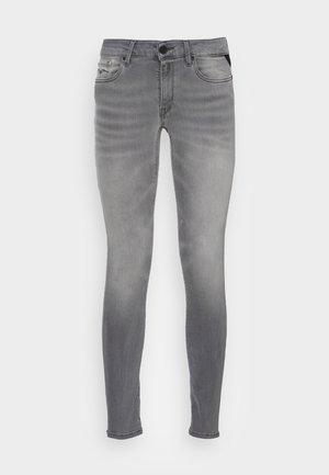 NEW LUZ HYPERFLEX USED XLITE - Jeans Skinny Fit - super light grey