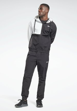 WOVEN  - Trainingspak - black