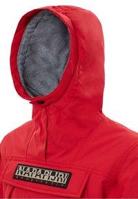 Napapijri - SKIDOO - Winter jacket - red - 2