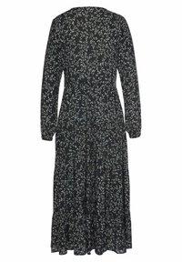 LASCANA - MAXIKLEID - Maxi dress - schwarz - 1