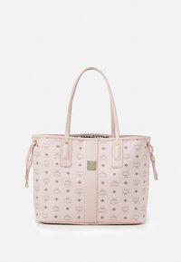 MCM - SHOPPER PROJECT VISETOS MEDIUM SET - Shopping bag - powder pink - 1