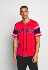 Fanatics - MLB BOSTON RED SOX ICONIC FRANCHISE SUPPORTERS - Artykuły klubowe - red - 0