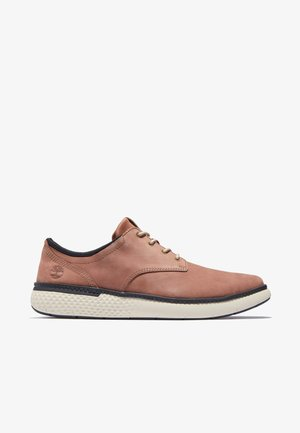 Casual lace-ups - cocoa brown