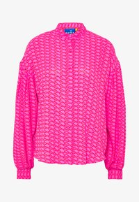 Cras - ZAGA SHIRT - Camisa - pink/red - 4