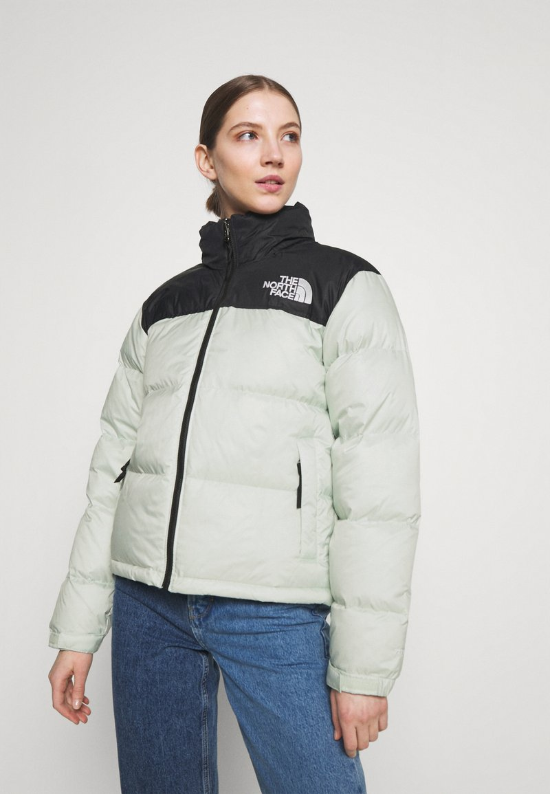 The North Face - 1996 RETRO NUPTSE JACKET - Down jacket - green mist