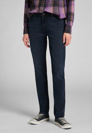 ELLY - Slim fit jeans - dark lea