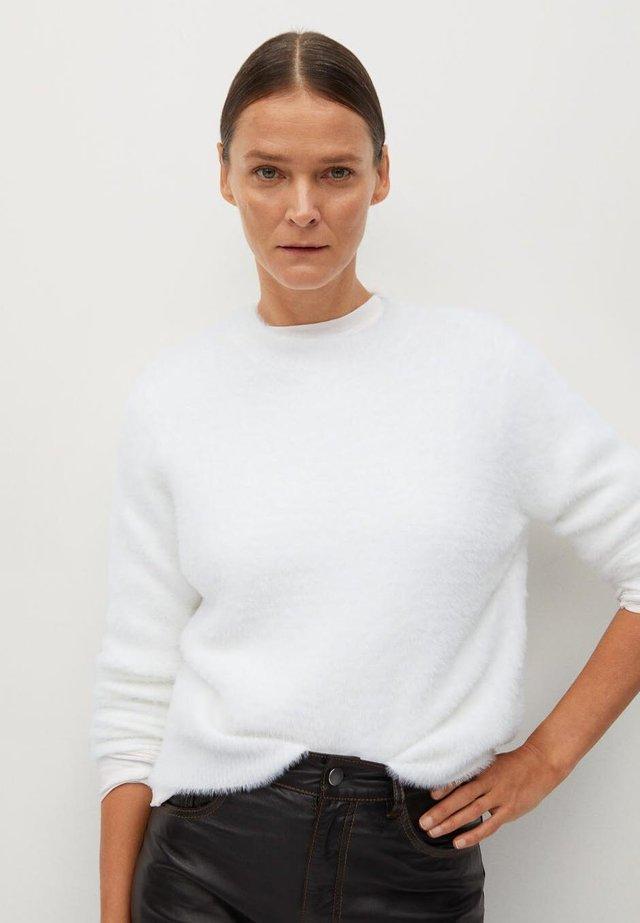 COPO - Pullover - écru