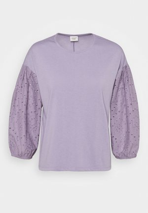 JDYSACRAMENTO  - Long sleeved top - lavender gray