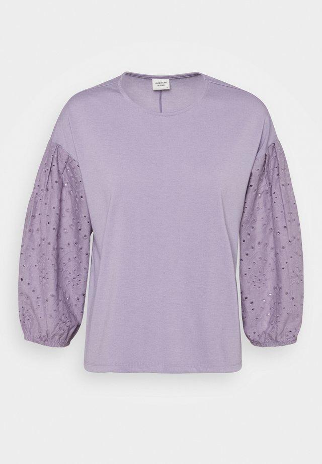 JDYSACRAMENTO  - Topper langermet - lavender gray
