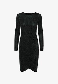 Vero Moda - GLITZER - Cocktail dress / Party dress - black - 0