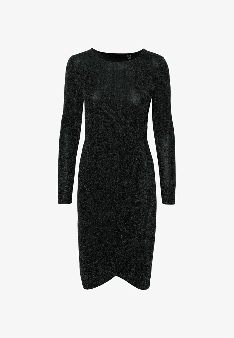 Vero Moda - GLITZER - Cocktail dress / Party dress - black