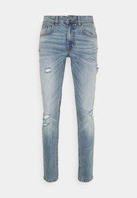 STOCKHOLM - Slim fit jeans - exotic lagoon