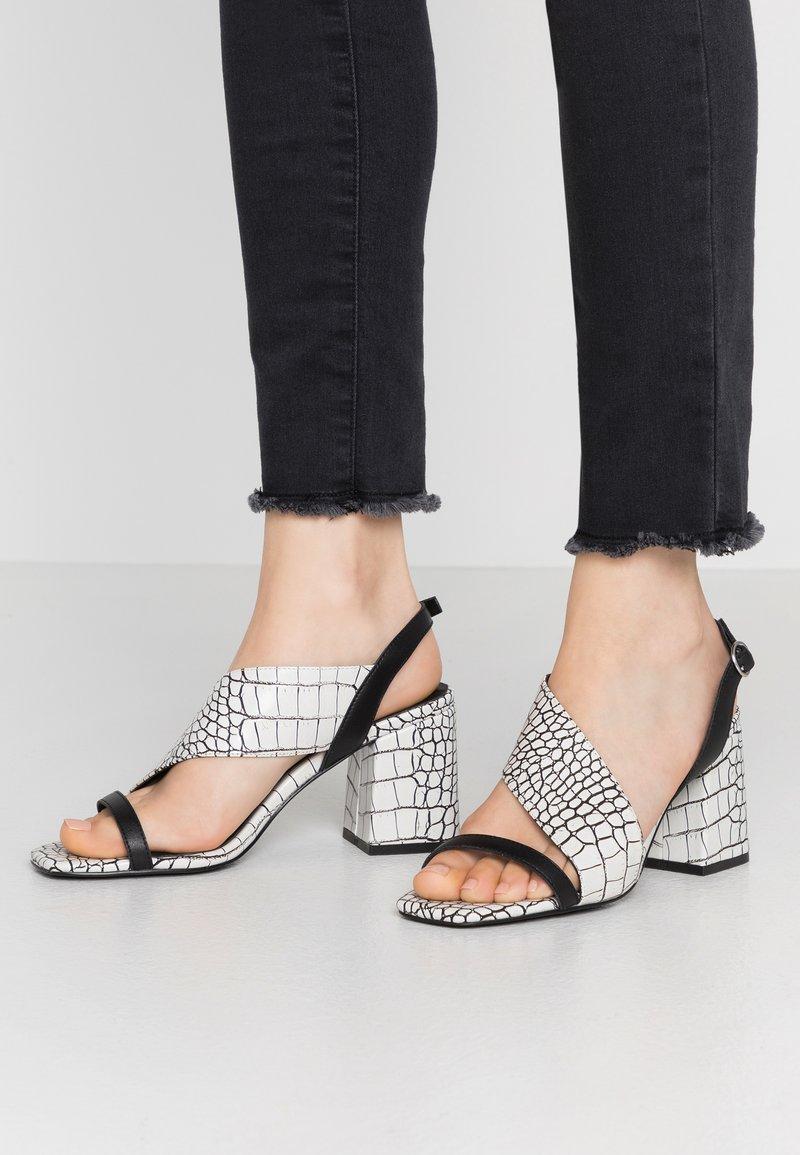 Sixtyseven - NERIT - Sandals - blanco
