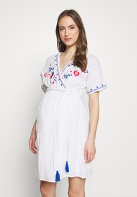 Mara Mea - THIRD EYE - Day dress - white - 0