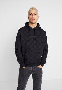 Nike Sportswear - HOODIE TRIPLE  - Sweat à capuche - black - 0
