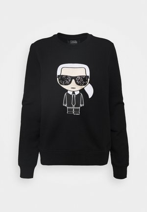 IKONIK - Sweatshirts - black