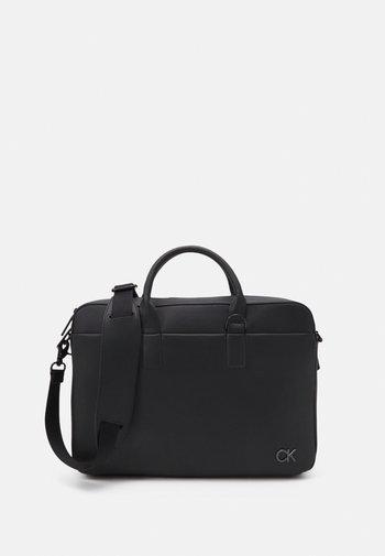 LAPTOP BAG UNISEX - Briefcase - black