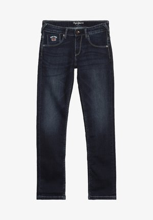 EMERSON - Jeans slim fit - dark-blue denim