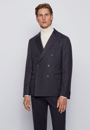 NIELSEN - Blazer jacket - dark blue