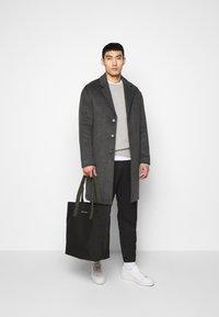 Les Deux - LES DEUX APPLIQUÉ  - Sweatshirt - light grey melange - 1