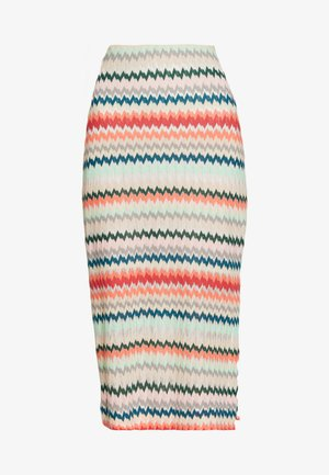 MASCHENWARE - Pencil skirt - multicolour