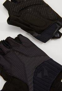 Ziener - CENO - Rukavice bez prstů - black - 3