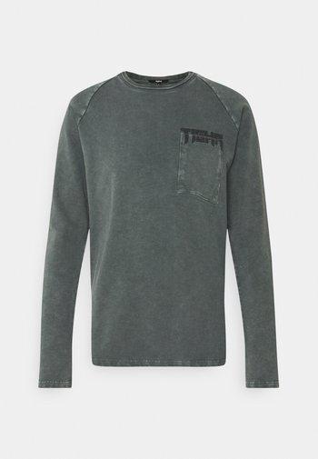 KLAAS - Sweatshirt - vintage asphalt