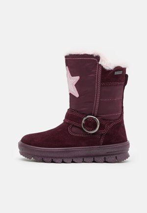 FLAVIA - Snowboots  - rot