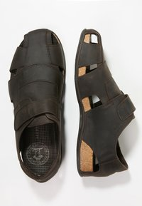 Panama Jack - FLETCHER BASIC  - Chodecké sandály - brown - 1