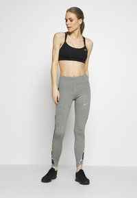 Nike Performance - FAST - Leggings - iron grey/black/reflective silver - 1