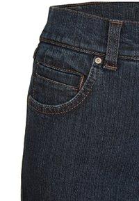 Angels - CICI' MIT DEZENTER WASCHUNG - Straight leg jeans - dark-blue denim - 3