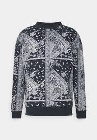 Another Influence - ARLO - Sweatshirt - blue - 4