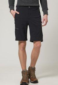 Vaude - FARLEY - Outdoor trousers - black - 4