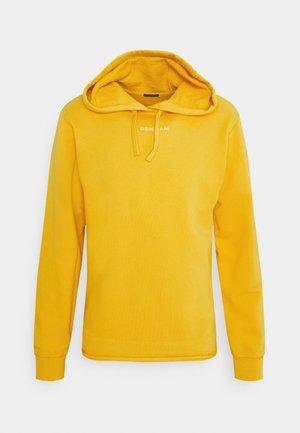 UNION SLIM HOODY UNISEX - Sweatshirt - cream gold yellow