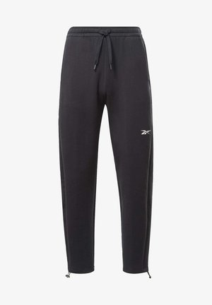 DREAMBLEND COTTON TRACK JOGGERS - Tracksuit bottoms - black