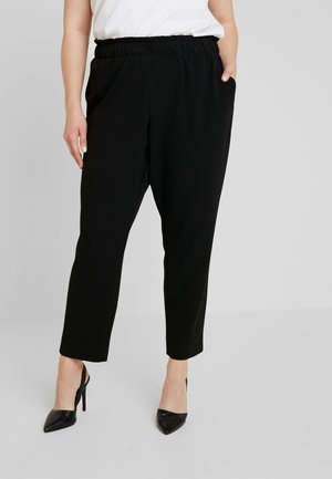 JRKHLOE ANKLE PANTS - Trousers - black